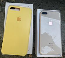 iPhone 8 PLUS GOLD 64 ГБ в хорошем состоянии
