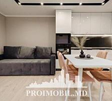 În vânzare apartament cu 2 camere și living în bloc nou ...