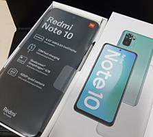 Продаю Новый Редми Note10. На 4/64гб.