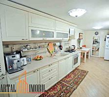 Vă propunem spre vânzare o casă excepțională cu 1 nivel, poziționată .