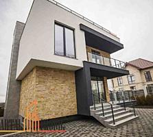 Casa este construită din cărămidă după ultimele tehnologii și ...