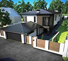 Se vinde casă nefinalizata cu 2 nivele, amplasată în Durlesti. ...