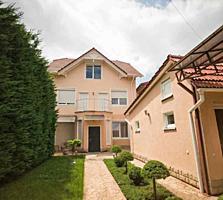 Se vinde casă cu 2 etaje și mansardă în stil modern, amplasată în ...