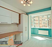 Va oferim spre vinzare apartament exceptional cu 1 odaie + living in .