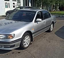 Продам Nissan Maxima 97г. 3.0 V6 бензин-газ(метан)