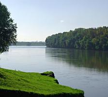 Г. Слободзея -Slobozia на левом берегу Днестра, чистый воздух, тишина