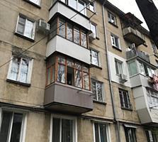 Se vinde apartament cu 3 odai in sectorul Telecentru. Bloc secundar, .