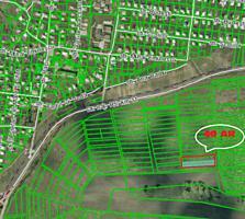Spre vanzare teren agricol cu amplasare in mun.Chisinau, com.Colonita