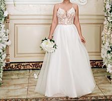 Свадебное платье!!!!!