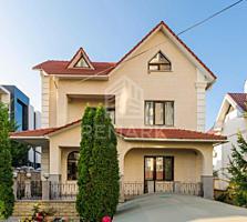 Se vinde casă Superbă, amplasată pe str. Testemițanu, sect. Centru. ..