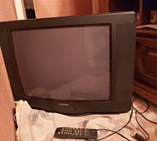 Продам большой телевизор samsung 70 см в отличном состоянии с пультом