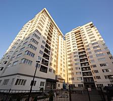 Se vinde apartament cu TERASĂ, 2 camere, amplasat în sect. ...