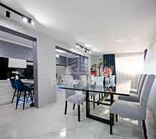 Se vinde Penthouse cu 3 camere în 2 nivele amplasat în sect. Posta ...
