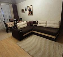Spre vinzare apartament cu 3 odai amplasat in sectorul Botanica. Et. .