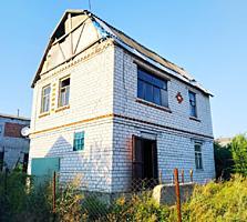 Дом дача гараж Пруды 1 км Николаев Терновка 8 соток земли приватизация