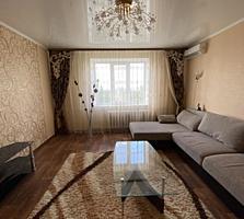 Продается 3х комнатная квартира с евроремонтом