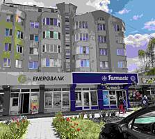 Spre vinzare apartament cu 2 odai inntr-un bloc nou. Imobilul se afla