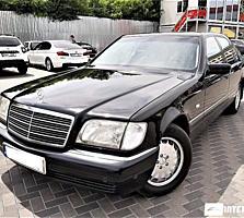 mercedesbenz W140