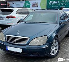 mercedesbenz S 400