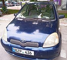 Toyota Yaris Дизель