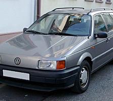 Куплю Volkswagen Passat B3 или B4 только с молдавской регистрацией