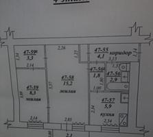 Продам квартиру на Шелковом.