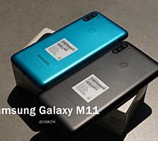 Samsung Galaxy M11 3/32, 4G VoLTE. НОВЫЕ. Гарантия, рассрочка!