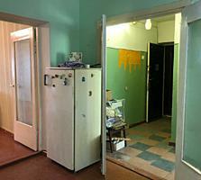 2 комнатная на Шелковом с квадратной лоджией