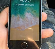 Продам iPhone 5s на 16 Гб чистый gsm