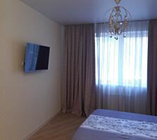 1-ком. квартира с евроремонтом в новом сданном элитном доме в Аркадии