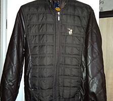 Продам спортивный костюм и кожаную куртку