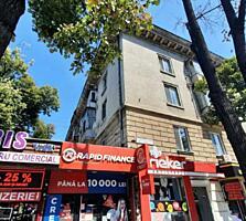 Apartament amplasat in sectorul Centru, Stefan cel Mare, Prima linie.