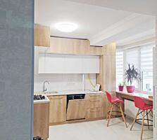 Apartament cu 3 odai, bloc nou, construit de compania Kirsan, dat i ..