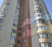 De vinzare apartament cu 2 odai separate, unilateral, bloc secundar. .