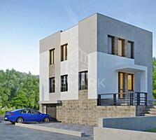 Se vinde vilă, în stil HITech, amplasată în Dumbrava. Suprafața ...