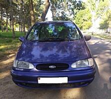 Срочно 1800$ Ford Galaxy 1999г. - метан