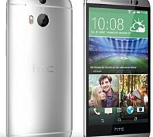 HTC one (M8) в отличном состоянии. Двухсимочный - CDMA/GSM. 32гб память