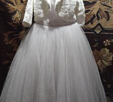 Продам свадебное платье 48 размер
