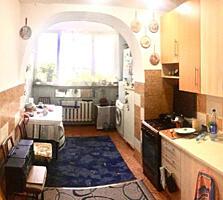 Матей Басараб, 2-комнатная, чешка, автономное отопление!