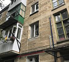De vânzare apartament cu 2 camere. Suprafața totală este de 42 mp.. ..