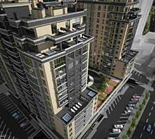 Vă propunem spre vînzare apartament cu 2 odaie + living, amplasat in .