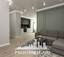 Vă propunem spre vînzare apartament de LUX cu 3 camere + living, ...