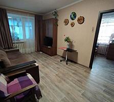 Продаю двухкомнатную квартиру на Рассвете. С ремонтом!