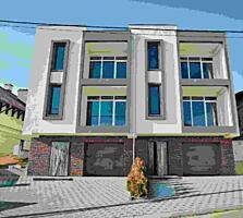 Vă propunem spre vânzare duplex Hi-Tech, in varianta sura, cu 3 ...