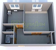 1 комнатная квартира в центре Тирасполя