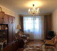 3х комнатная квартира в центре города Отличная жилая!