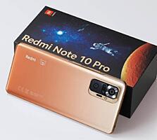 Новый Redmi Note 10 Pro, 6/128 GB.