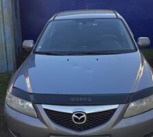 Mazda 6 2004 2.0 дизель