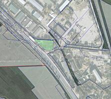 Spre vinzare se ofera teren pretabil pentru constructii. Prima linie.