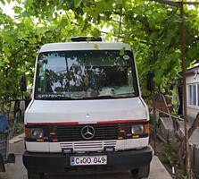 Продам Mercedes-Benz 814D REX на Молдавских номерах